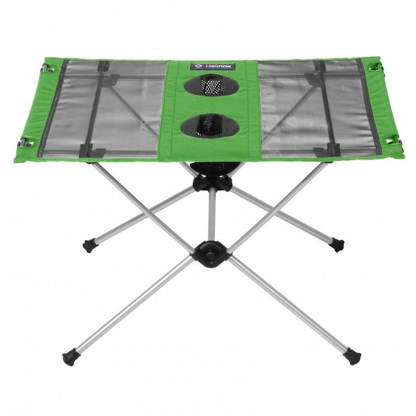 Helinox - Table One - Campingtisch Gr 60 x 40 x 39 cm grau/grün 11047