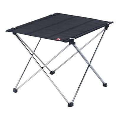 Robens Adventure Table Campingtafels maat 59 x 70 cm Large zwart
