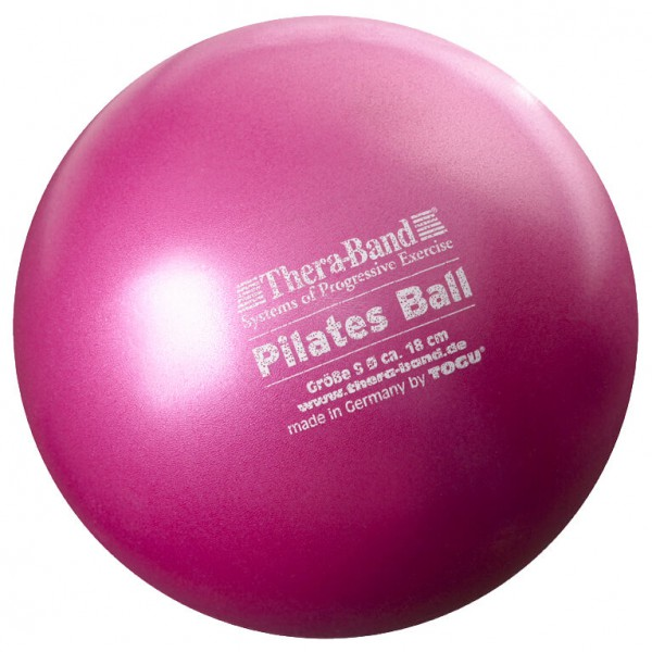 Thera-Band - Pilatesball - Functional Training Gr 18 cm rot