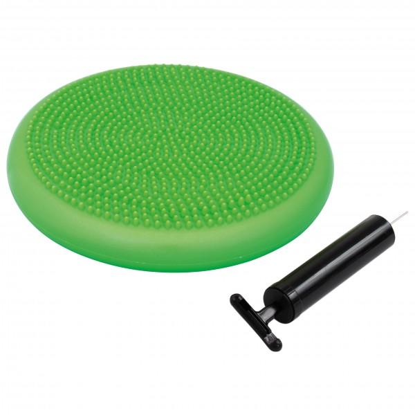 Schildkröt Fitness - Balance-Kissen - Balance-Trainer grün 960030