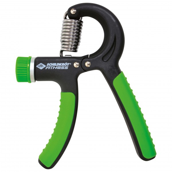 Schildkröt Fitness - Handmuskeltrainer Pro schwarz/grün 960122