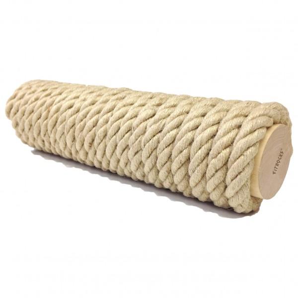 #Fitrocks – Gymstick Fitrocks Roller – Functional Training Gr 36 x 9 x 9 cm beige#