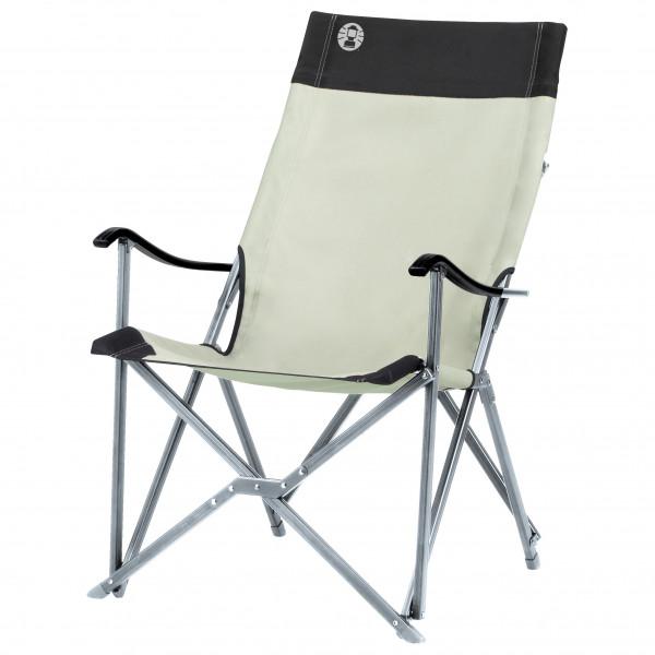 Coleman - Campingstuhl Sling Chair - Campingstuhl weiß/grau/schwarz 204067