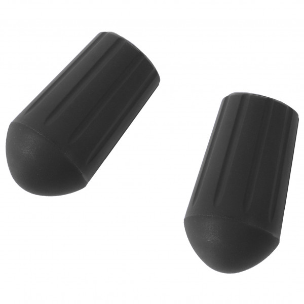 Helinox - Chair Rubber Foot Size Swivel 17.5  Black
