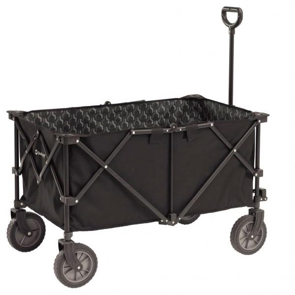 Outwell - Anaho Transporter - Bollerwagen Gr 58 x 95 x 61,5 cm schwarz 470385