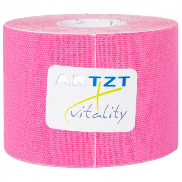 ARTZT vitality - Kinesiologisches Tape - Kinesio-Tape Gr 5 m rot LA-5172