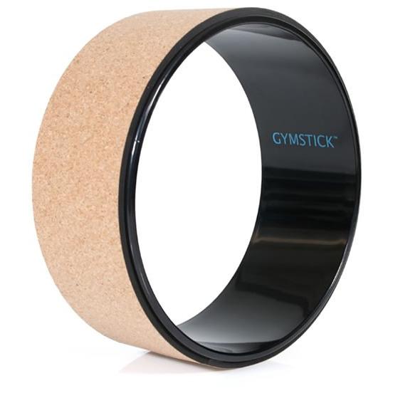 Gymstick - Yoga Rad Kork - Sonstiges Yogazubehör beige CS-1254
