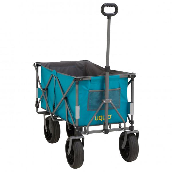 Uquip - Holly - Bollerwagen Gr max. 100kg blau/grau 245202