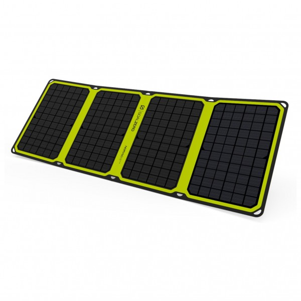 Goal Zero - Nomad 28 Plus Solarpanel - Solarpanel schwarz/grün 3700-073