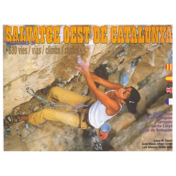 Supercrack - Salvatge Oest de Catalunya - Kletterführer Preisvergleich