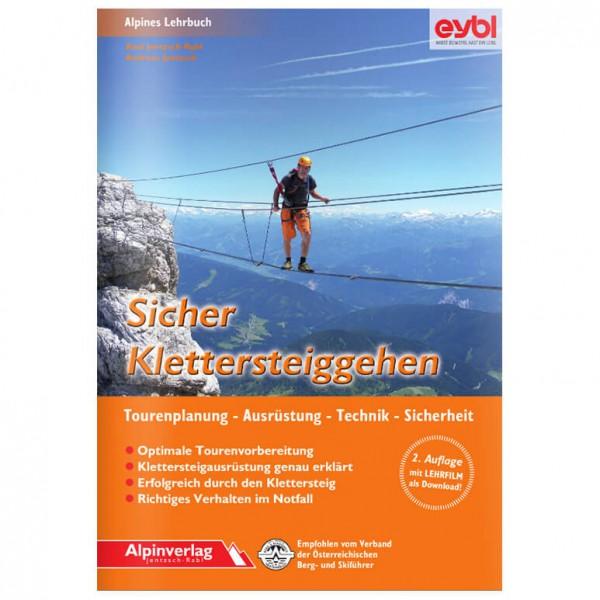 Vorschaubild von Alpinverlag - Sicher Klettersteiggehen - Lehrbuch
