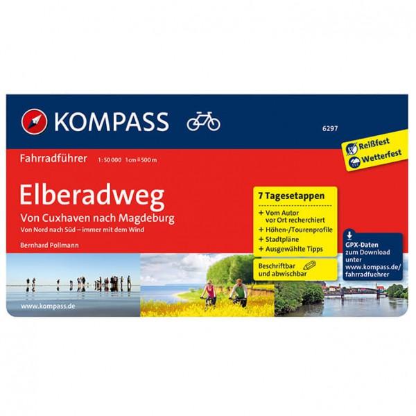 Kompass - Elberadweg von Cuxhaven nach Magdebur...