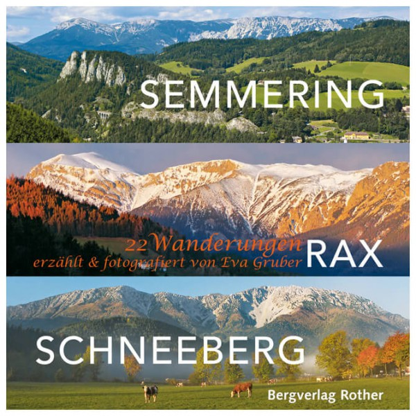 Bergverlag Rother - Semmering · Rax · Schneeberg