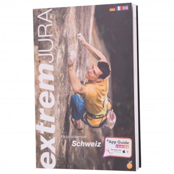 Vertical Life - Extrem Jura - Sport Climbing Gu...