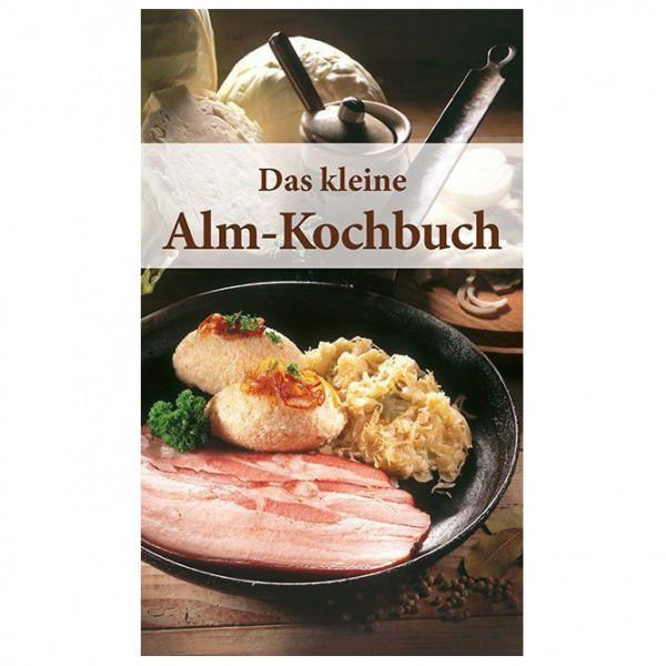 Kompass - Das kleine Alm-Kochbuch 4. Auflage 978-3-85491-621-5