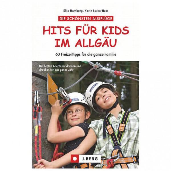 J.berg - Hits Fr Kids Im Allgu - Walking Guide Book