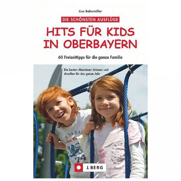 J.berg - Hits Fr Kids In Oberbayern - Walking Guide Book