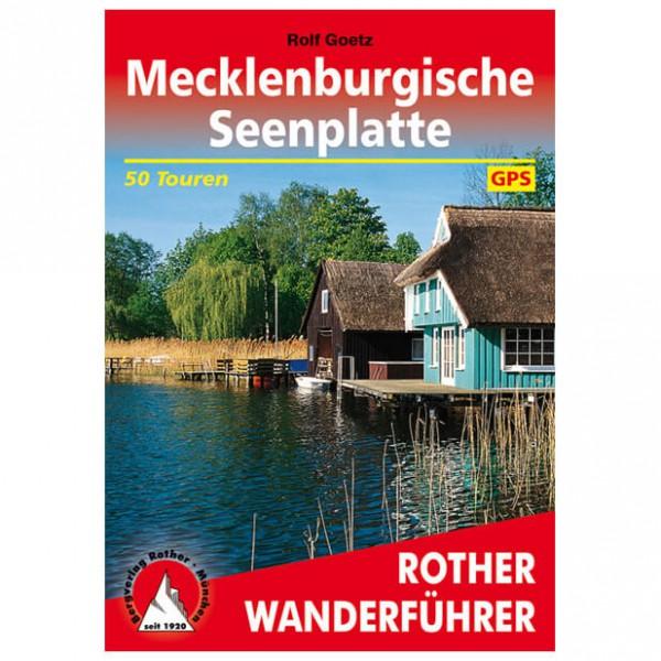 Bergverlag Rother - Mecklenburgische Seenplatte