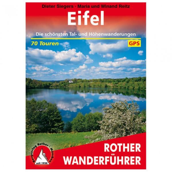 Bergverlag Rother - Wanderführer Eifel - Wander...