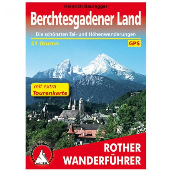 Bergverlag Rother - Berchtesgadener Land - Wand...