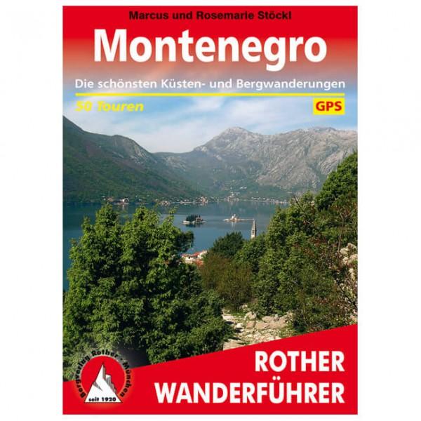Bergverlag Rother - Montenegro - Wanderführer 3...