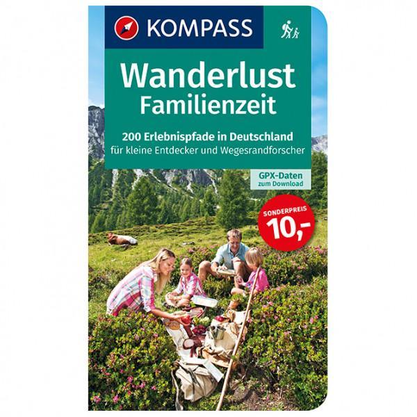 #Kompass – Wanderlust Familienzeit – Wanderführer 1. Auflage – Neuausgabe#