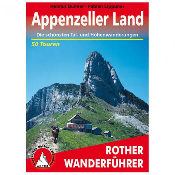 Bergverlag Rother - Appenzeller Land - Wanderfü...