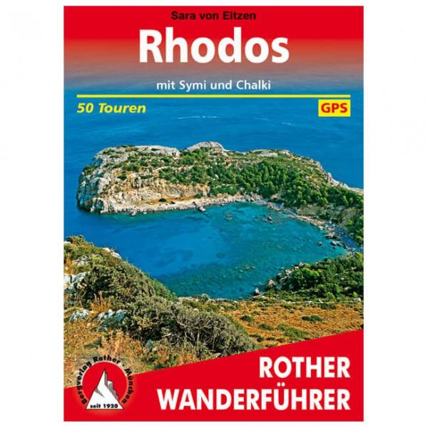 Bergverlag Rother - Rhodos - Wanderführer 2. Auflage 2016 Preisvergleich