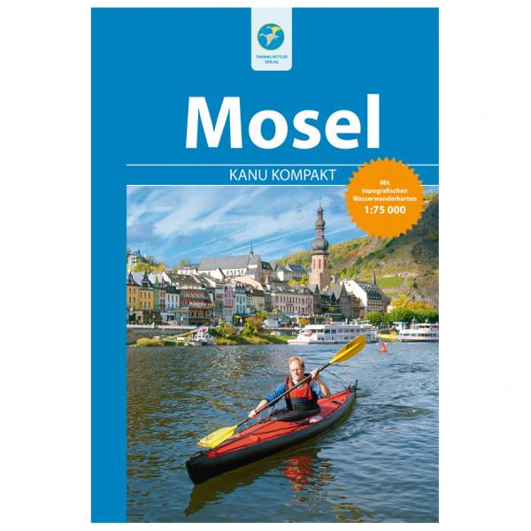 Thomas Kettler Verlag - Kanu Kompakt Mosel - Wanderführer