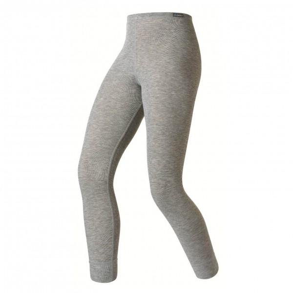 Odlo - Pants Long Warm Kids Gr 116 grau