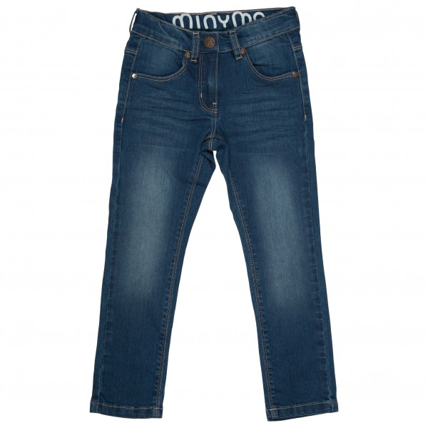 Minymo - Kid´s Marie Jeans - Jeans Gr 128 blau
