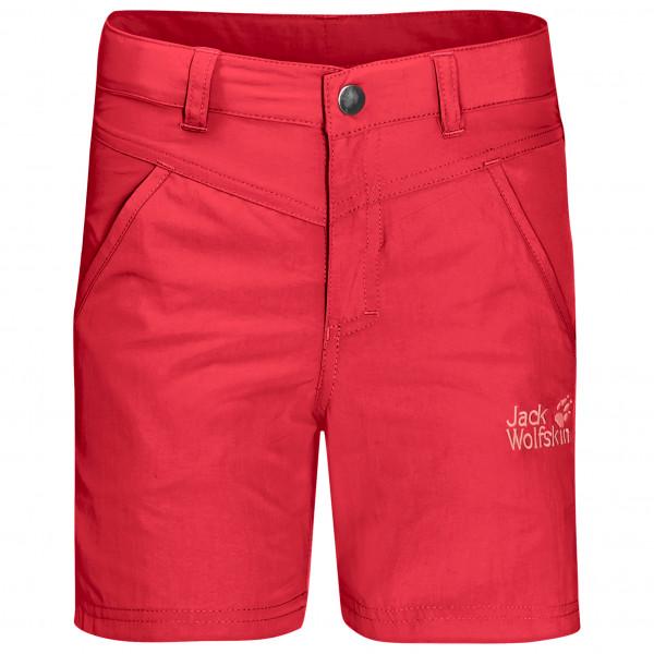 Jack Wolfskin - Sun Shorts Kids - Shorts Size 128  Red