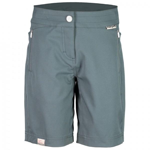 Maloja - Kid´s OberseeG. Shorts Gr M grau Sale Angebote