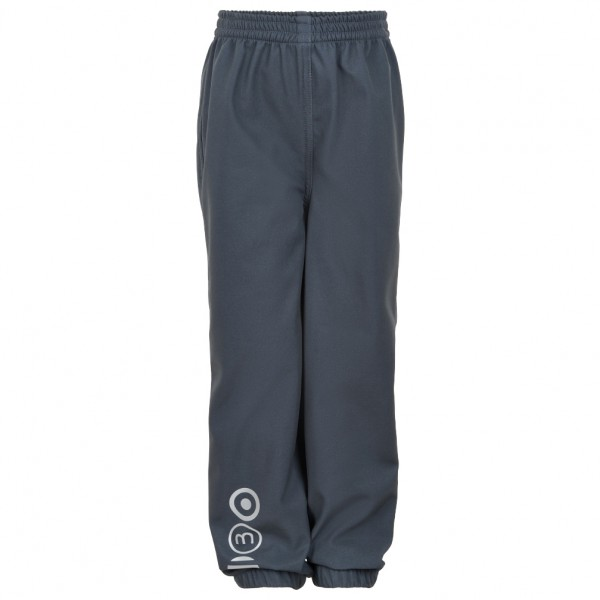 #Minymo – Kid's Softshell Pants Solid – Softshellhose Gr 140 schwarz#