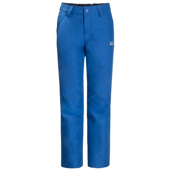 Jack Wolfskin Boy´saksmalla Pants Skibroek maat 152 blauw