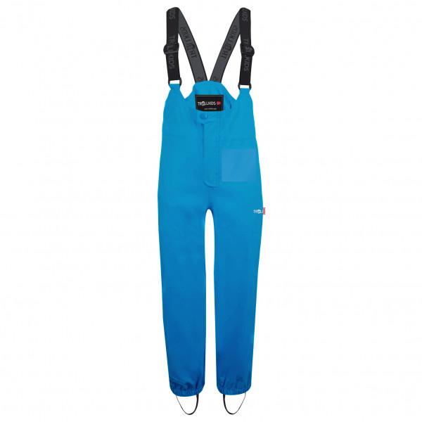 Trollkids - Kid's Odda Pant - Regenhose Gr 104;110;116;86;92;98 blau 178-138-086