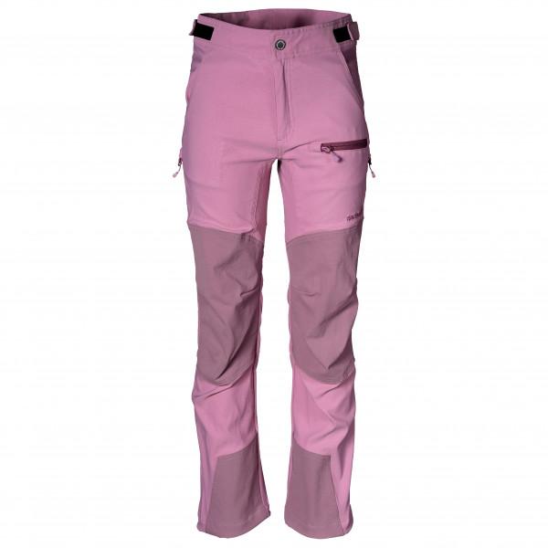 #Isbjörn – Teens Trapper Pant II – Trekkinghose Gr 134/140 rosa/grau#