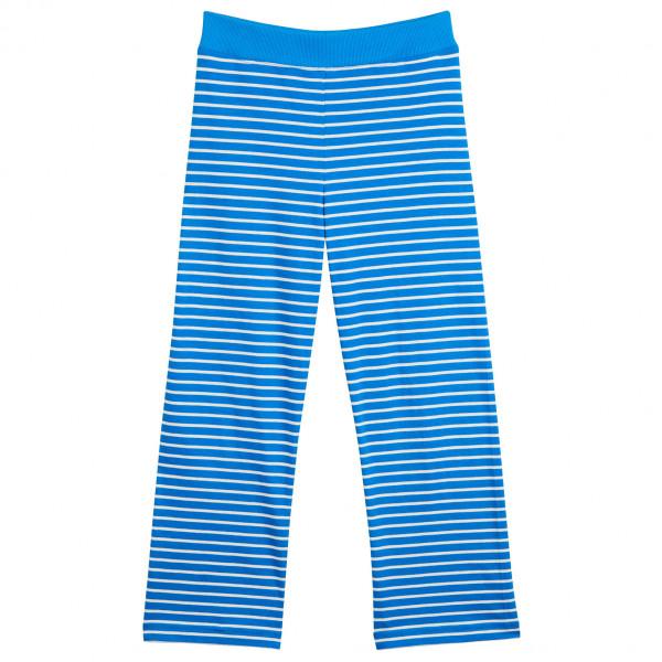 *Finkid – Kid's Silli – Freizeithose Gr 90/100 blau/grau*