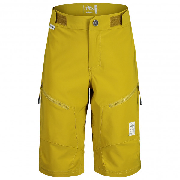 Maloja - Kids Iertu. - Shorts Size Xxl  Orange/yellow