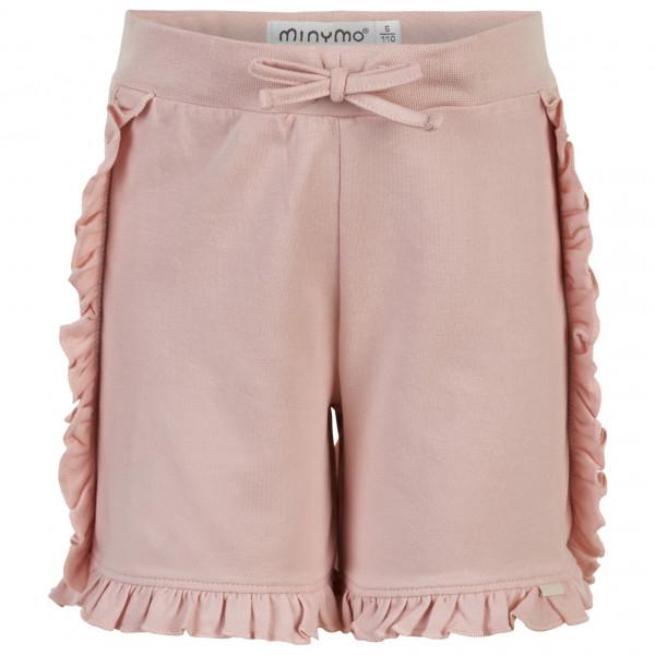 Minymo - Girls Shorts - Shorts Size 110  Sand/grey