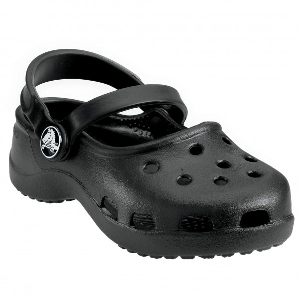Crocs - Girls Mary Jane Gr 21/22 schwarz - broschei