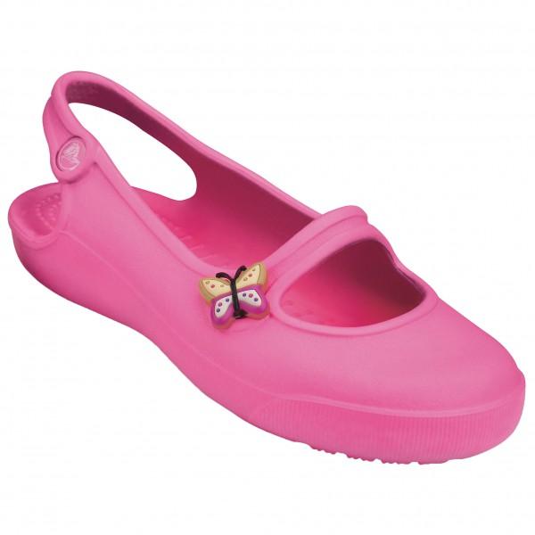 Crocs - Gabby - Sandalen Gr 21 lila Preisvergleich