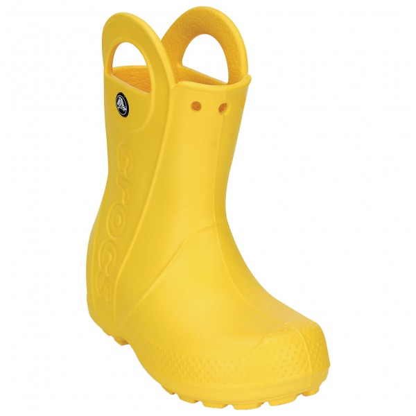 Crocs - Kids Rainboot Gr C10 orange