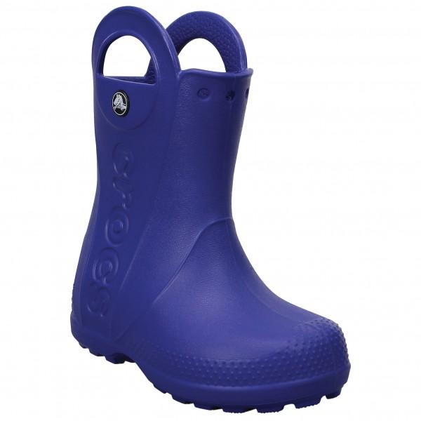 Crocs - Kids Rainboot Gr J3 lila/blau