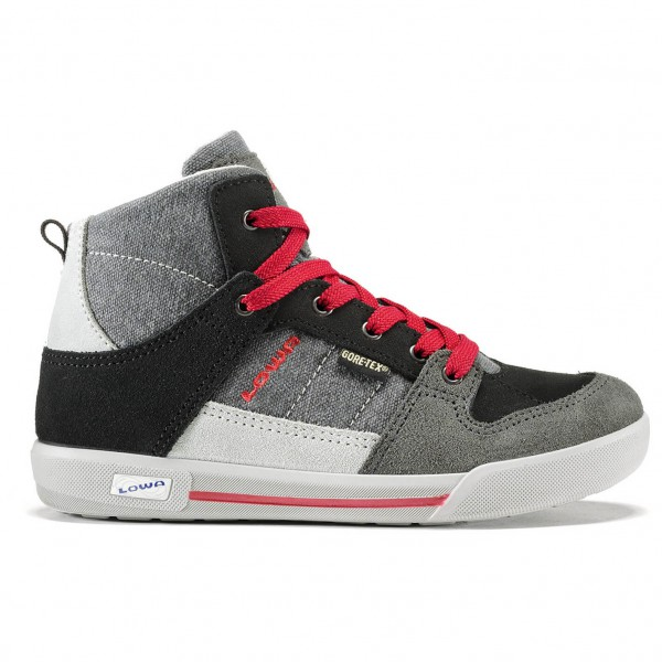 Lowa - Kid´s Lenny GTX Mid Sneaker Gr 28;29;30;31 schwarz