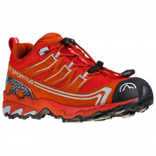 La Sportiva - Kids Falkon Low - Multisport Shoes Size 38  Red/black