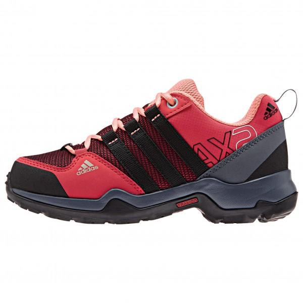 Adidas Kids Ax2 Cp Multisportschoenen maat 35 zwart-roze