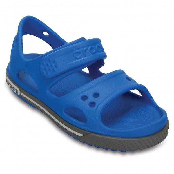Crocs - Kid´s Crocband II Sandal PS Outdoorsandalen Gr C13 blau