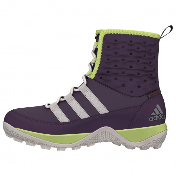 Adidas Kid´s CW Libria Pearl CP Winterschoenen maat 3,5, purple- frozen yellow