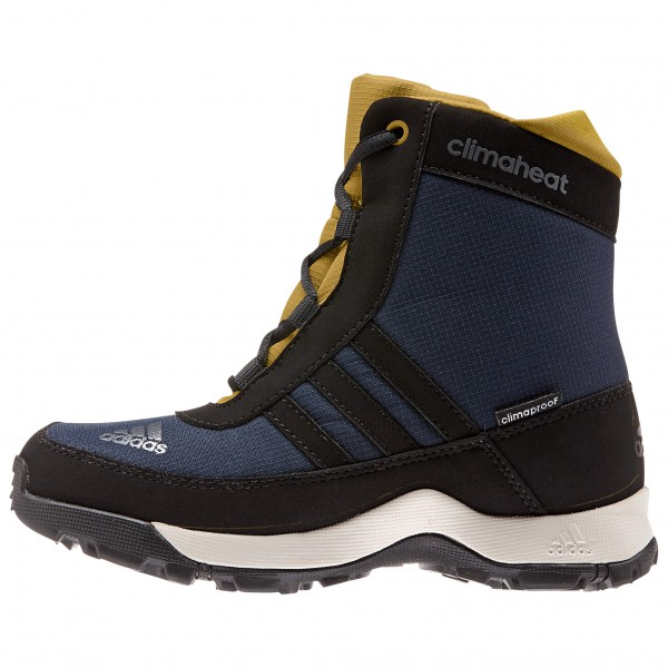 Adidas Kid´s CH Adisnow CP Winterschoenen maat 3, blue- raw ochre
